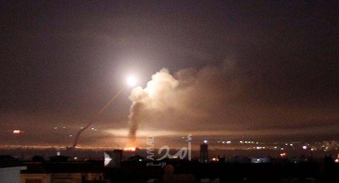محدث - سانا: الدفاعات الجوية تصدت لـ هجوم إسرائيلي في محيط دمشق - فيديو
