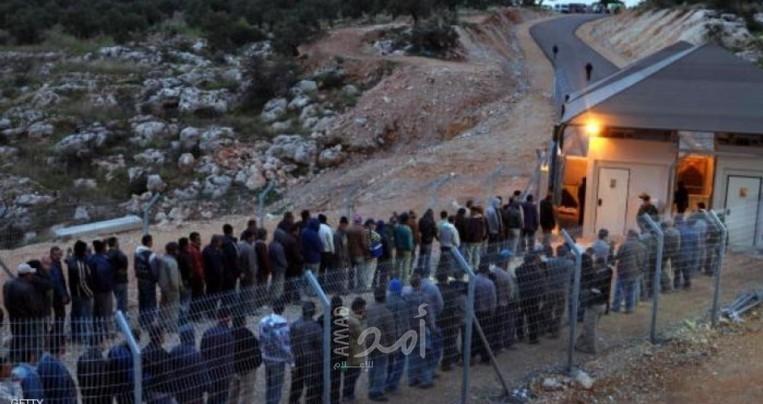 صحيفة: إسرائيل نهبت عشرات ملايين الشواقل من العمال الفلسطينيين