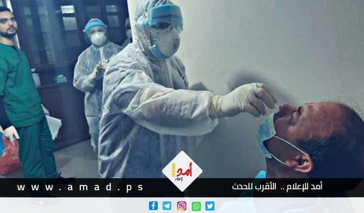 """صحة حماس: 21 وفاة و(1556) إصابة جديدة بـ""""كورونا"""" في قطاع غزة"""