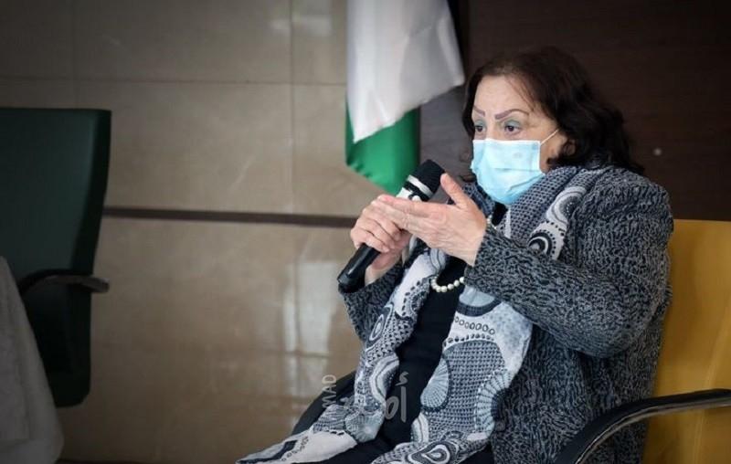الكيلة: قلقون من الوضع في غزة ومؤشر الحالة الوبائية يقاس بأعداد الوفيات