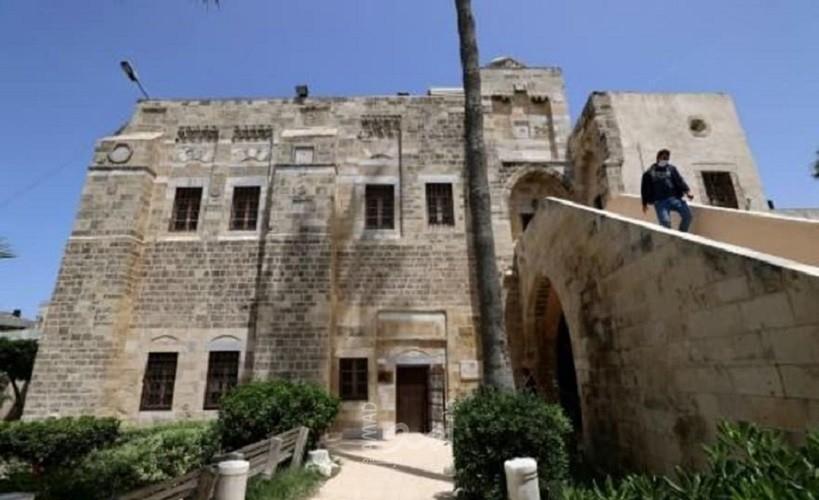قصر الباشا في غزة
