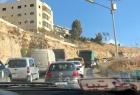 """قوات الاحتلال تٌغلق حاجز """"الكونتينر"""" بالضفة"""