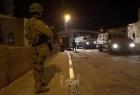 جيش الاحتلال يعتقل (11) فلسطينياً من الضفة والقدس