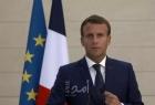 بعد حادثة الطعن في باريس..ماكرون: لن نستسلم أمام الإرهاب الإسلاموي
