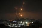 جيش الاحتلال: صاروخ مضاد للطائرات أطلق من الأراضي السورية وسقط في منطقة النقب