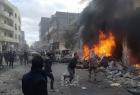 """ردود فعل .. دول عربية تعتبر الضربة الأمريكية على سوريا """"عودة إلى حرب لا نهاية لها"""""""
