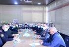 رام الله: غنام تبحث مع الهيئة الأمنية للمحافظة آخر مستجدات الحالة الوبائية