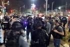 القدس: قوات الاحتلال تعتقل شابين ويدفع بتعزيزات عسكرية في باب العامود