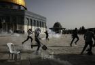 الأردن يدين اعتداء قوات الاحتلال على المصلين في المسجد الأقصى