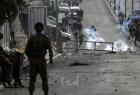 إصابات خلال مواجهات مع قوات الاحتلال في سعير شرق الخليل