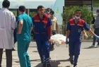 الصحة بغزة: 200 شهيد من بينهم 59 طفل و 35 سيدة و 1305 اصابة بجراح مختلفة
