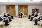 هنية يلتقي الرئيس الموريتاني محمد ولد الشيخ الغزواني