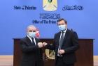 توقيع اتفاقية شراكة بين فلسطين والدنمارك بقيمة 72 مليون دولار على مدار خمس سنوات