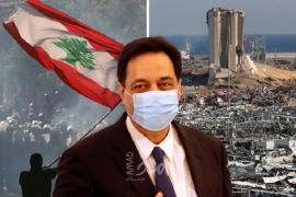 دياب: لبنان بلغ حافة الانهيار الشامل وأصبح من دون حبل أمان