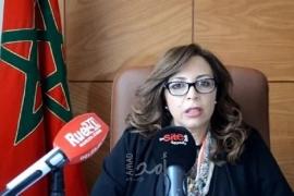 أسماء أغلالو أول امرأة مغربية تُنتخب عمدة للعاصمة الرباط