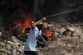 إصابات بمواجهات في قلقيلية والقدس وقوات الاحتلال تشن حملة اعتقالات بالضفة