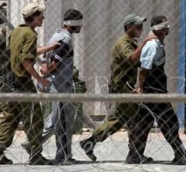 """حنظلة: خطوات احتجاجية للأسرى في سجني """"عوفر"""" و""""ريمون"""""""