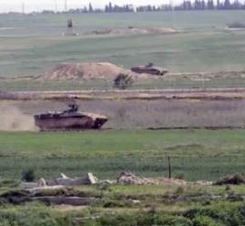 قوات الاحتلال تطلق النار تجاه الأراضي الزراعية شرق بيت حانون