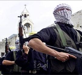 """"""" الأجنحة العسكرية لحركة فتح """" تعلن حالة التعبئة الوطنية والاستنفار العام"""
