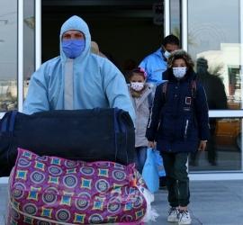 تنويه هام من سفارة فلسطين بالقاهرة للعائدين عبر معبر رفح إلى غزة