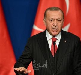 """أردوغان يعلن 4 ولايات تركيه """"مناطق منكوبة"""""""