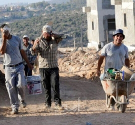 سعد: تطعيم العمال الفلسطينيين قيد التنفيذ من قبل الجانب الإسرائيلي