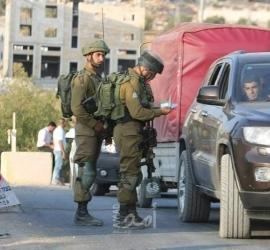"""نابلس: قوات الاحتلال تفرض إغلاقاً كاملاً على بلدة """"بيتا"""""""