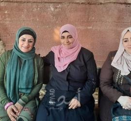"""""""سفراء الطاقة"""" ينظمون رحلة ترفيهية للمصابات والناجيات من مرض السرطان في غزة- صور"""
