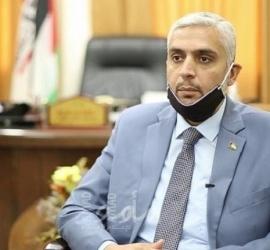 """معروف يكشف عن الإجراءات الوقائية لمواجهة تفشي """"كورونا"""" في قطاع غزة"""