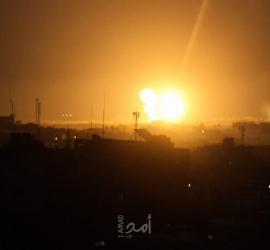 لحظة بلحظة..أخر تطورات العدوان الإسرائيلي على قطاع غزة