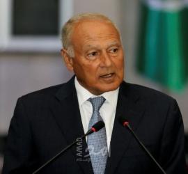أبو الغيط يصل الرياض للمشاركة في قمة مبادرة الشرق الأوسط الأخضر