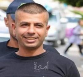 الأسير سواركه يواصل إضرابه عن الطعام لليوم ال 34 رفضًا لاعتقاله الإداري