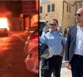 """""""يديعوت"""": وزير الأمن الداخلي الإسرائيلي يتجاهل """"عنف اليهود"""" في القدس"""