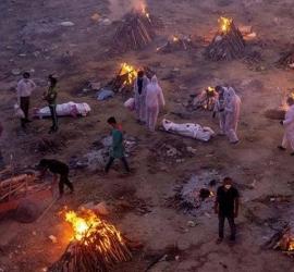 لأول مرة.. الهند تسجل 4 آلاف حالة وفاة في يوم واحد