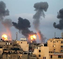 محدث ..تطورات العدوان الإسرائيلي على قطاع غزة والرد الصاروخي عليه غزة لحظة بلحظة!