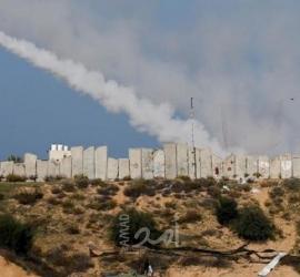 المقاومة الوطنية تستهدف موقع كيسوفيم العسكري برشقة صاروخية جديدة