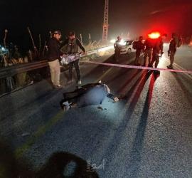 نابلس: شاب فلسطيني يطلق النار على قوات الاحتلال ويصاب بجروح خطيرة