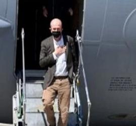 وصول هادي عمرو مسؤول ملف فلسطين وإسرائيل بالخراجية الأمريكية إلى تل أبيب