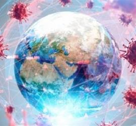 """""""كورونا"""" عالمياً: 4 ملايين و966 ألف وفاة و244 مليونا و510 آلاف إصابة"""
