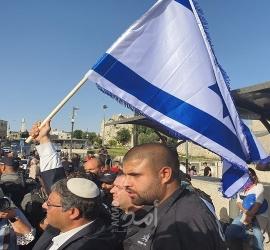 إصابة عضو الكنيست الإرهابي بن غفير بحادث سير في الجليل
