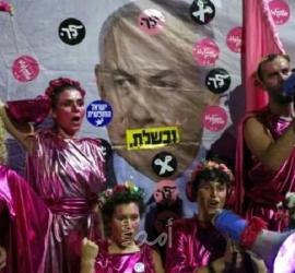 متظاهرون يعلنون انتصارهم على نتنياهو..والكنيست تصوت على حكومة جديدة