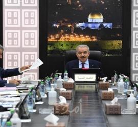 أبرز قرارات مجلس الوزراء الفلسطيني في جلسة يوم الاثنين