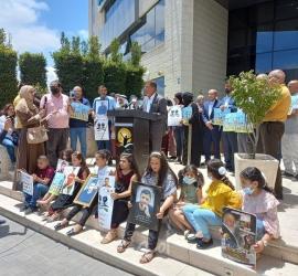"""إطلاق حملة """"الحرية حق"""" في الذكرى السابعة على إعادة اعتقال محرري """"صفقة شاليط"""""""