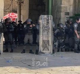 إصابات برصاص قوات الاحتلال في نابلس والقدس - فيديو