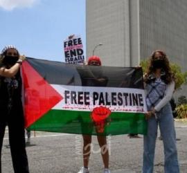 """(250) عضواً تدريسياً في """"ميشيغان"""": لم يعد الكثير يقبل دعم الولايات المتحدة غير المشروط لإسرائيل"""