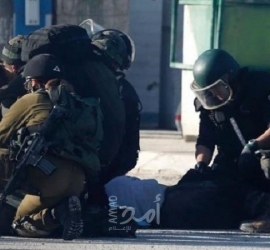 """قوات الاحتلال تعتقل الشاب """"صدقي البزور""""من جنين"""