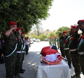 رام الله تشيع جثمان يوسف محارب بعد استشهاده متأثرًا بإصابته برصاص قوات الاحتلال