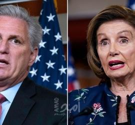مزحة ثقيلة تورط زعيم الجمهوريين في الكونغرس: عبّر عن رغبته في ضرب بيلوسي
