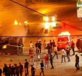 إصابات واعتقالات خلال مواجهات مع قوات الاحتلال في جنين