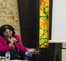 """غزة: وفاة الناشطة والإعلامية الفلسطينية """"عزة الكفارنة"""""""
